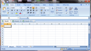 How To Get Tabbed Interface In Word, Excel, PowerPoint 2003/2007/2010