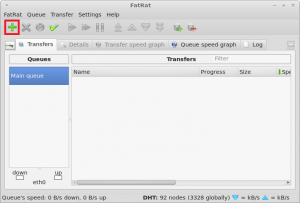 FatRat: A Feature Rich DownLoad Manager For Linux Mint / Ubuntu