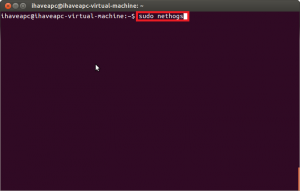 How To Quickly Identify Bandwidth Hogging Users / Applications In Linux Mint / Ubuntu