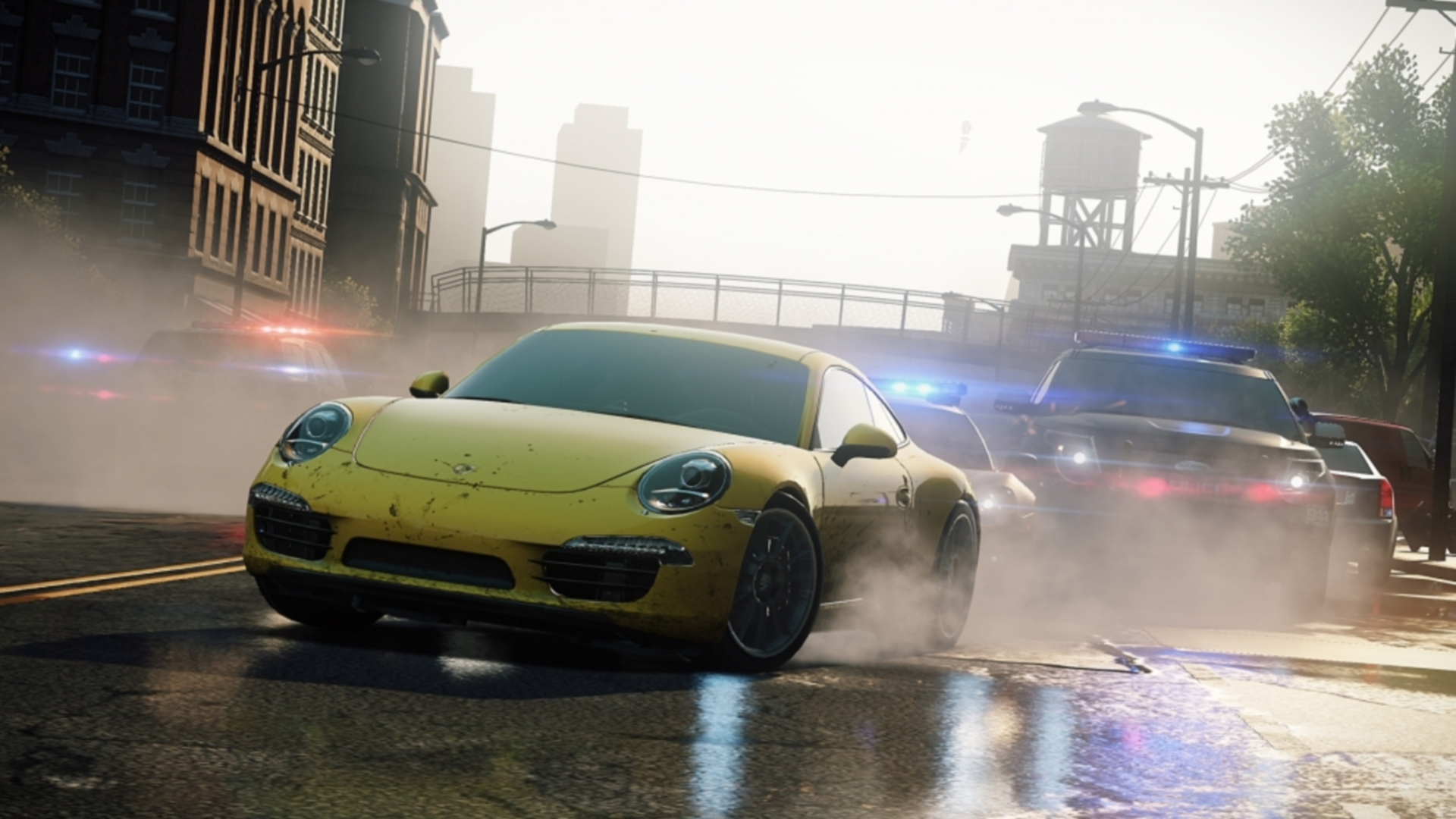 Need For Speed Most Wanted 2012 HD Wallpapers