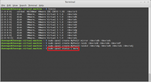 Installing And Using ZFS In Linux Mint / Ubuntu – Part 2