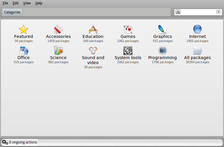 how to set up a new application in linux mint