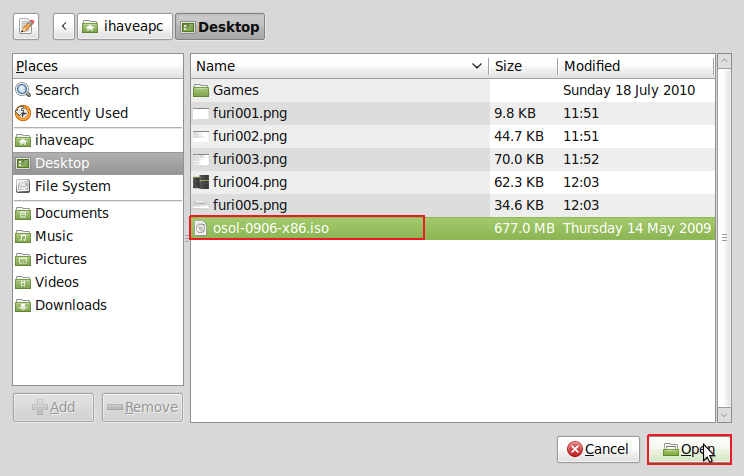 How To Install And Use Furius ISO Mount In Linux Mint - I