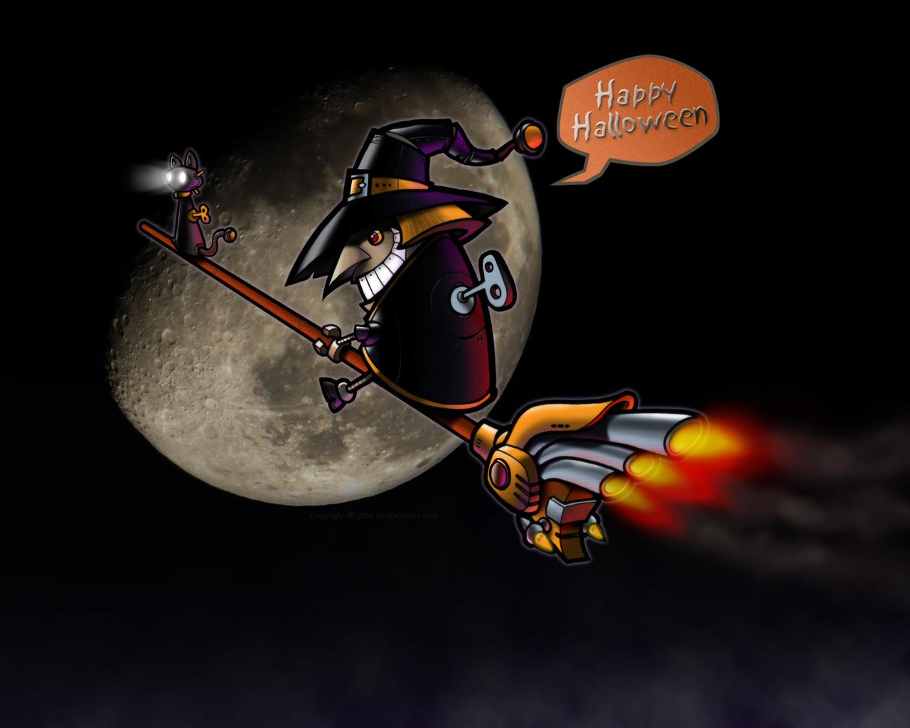Stunning HD Wallpapers For Your Desktop 8 Halloween Edition