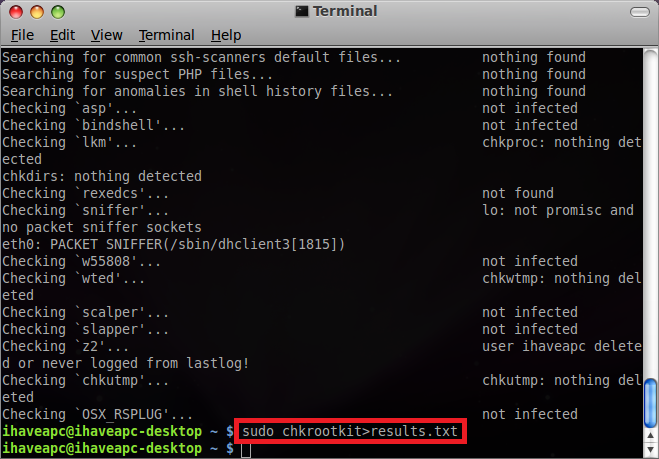 Preventing linux rootkit threats through secure boot design using