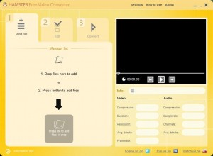 Hamster Free Video Converter: Easy To Use Free Video Converter | I