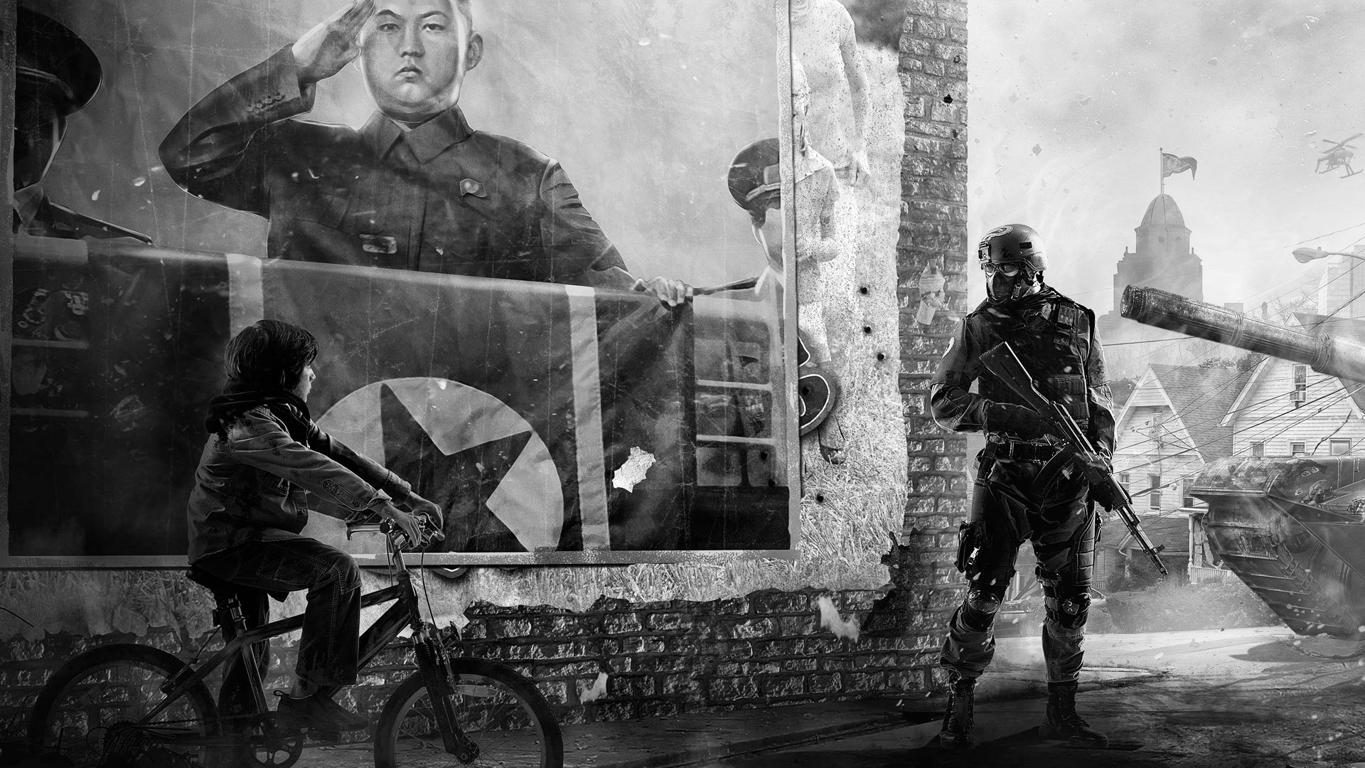 Homefront wallpapers i have a pc for Home wallpaper korea