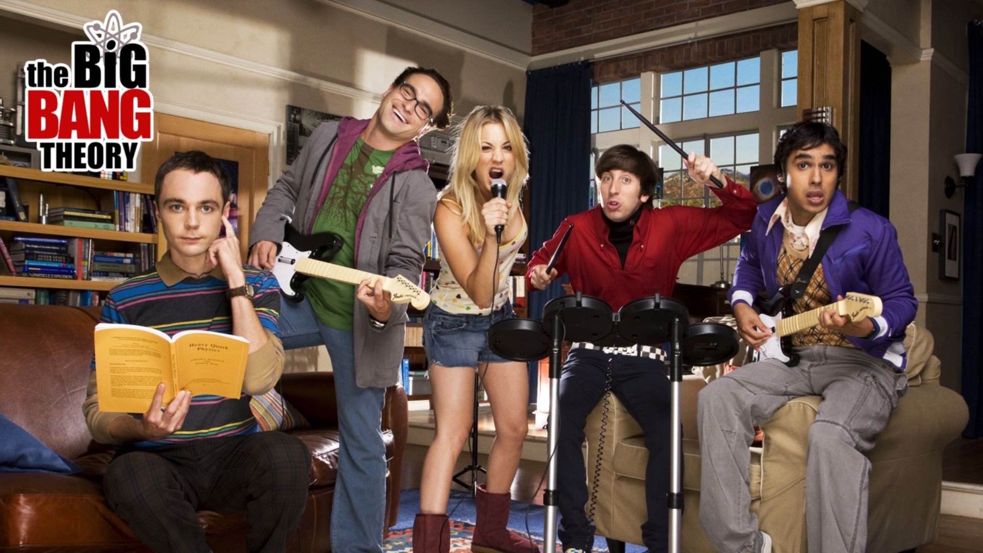 Big Bang Theory Hd Wallpapers I Have A Pc I Have A Pc