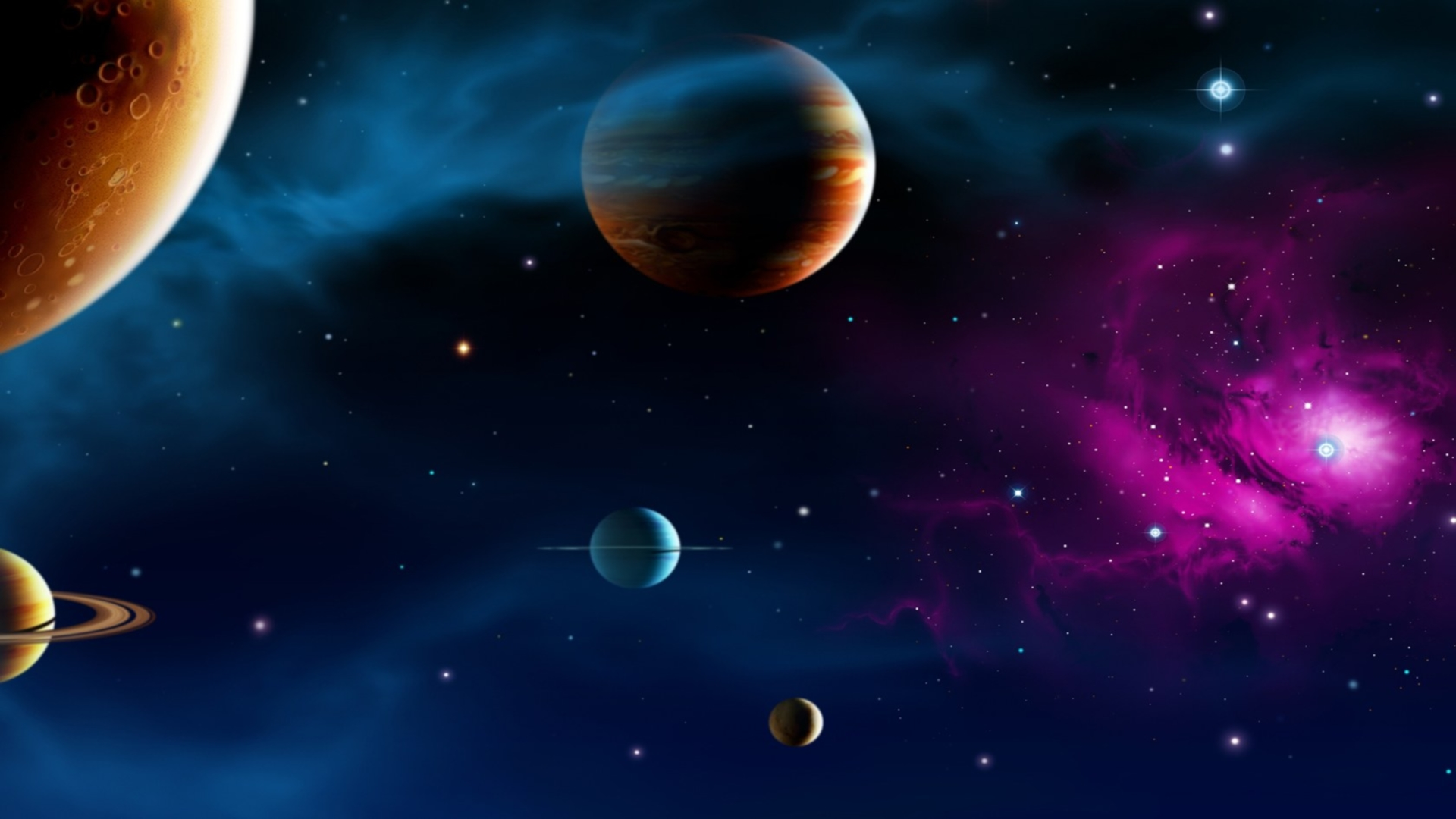 Awesome space hd wallpapers i have a pc for Space space