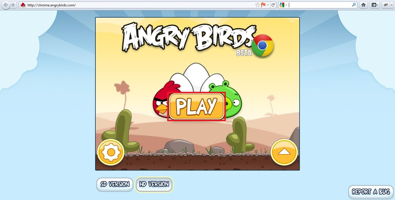 online angry birds
