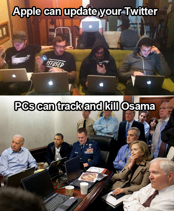 Apple VS PC