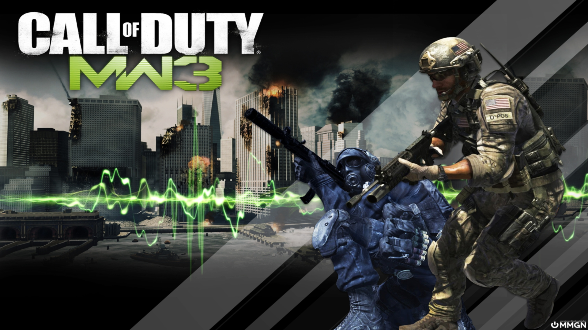 Call Of Duty Modern Warfare 3 HD Wallpaper 010