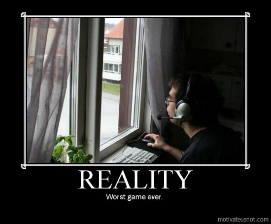 Reality the game