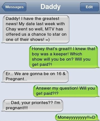 Geeky Parenting Fail