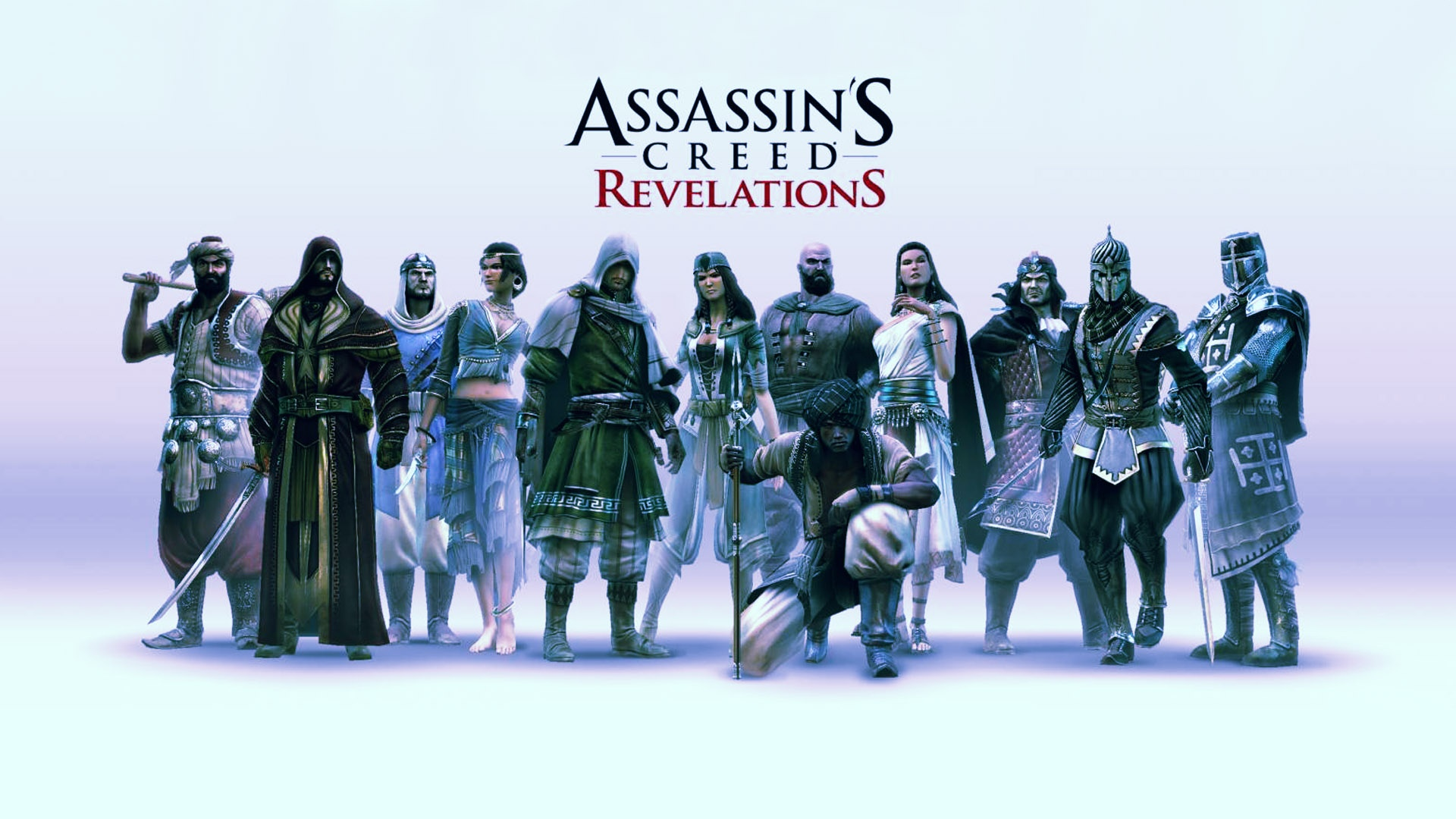 Assassin S Creed Revelations Hd Wallpapers I Have A Pc I Have