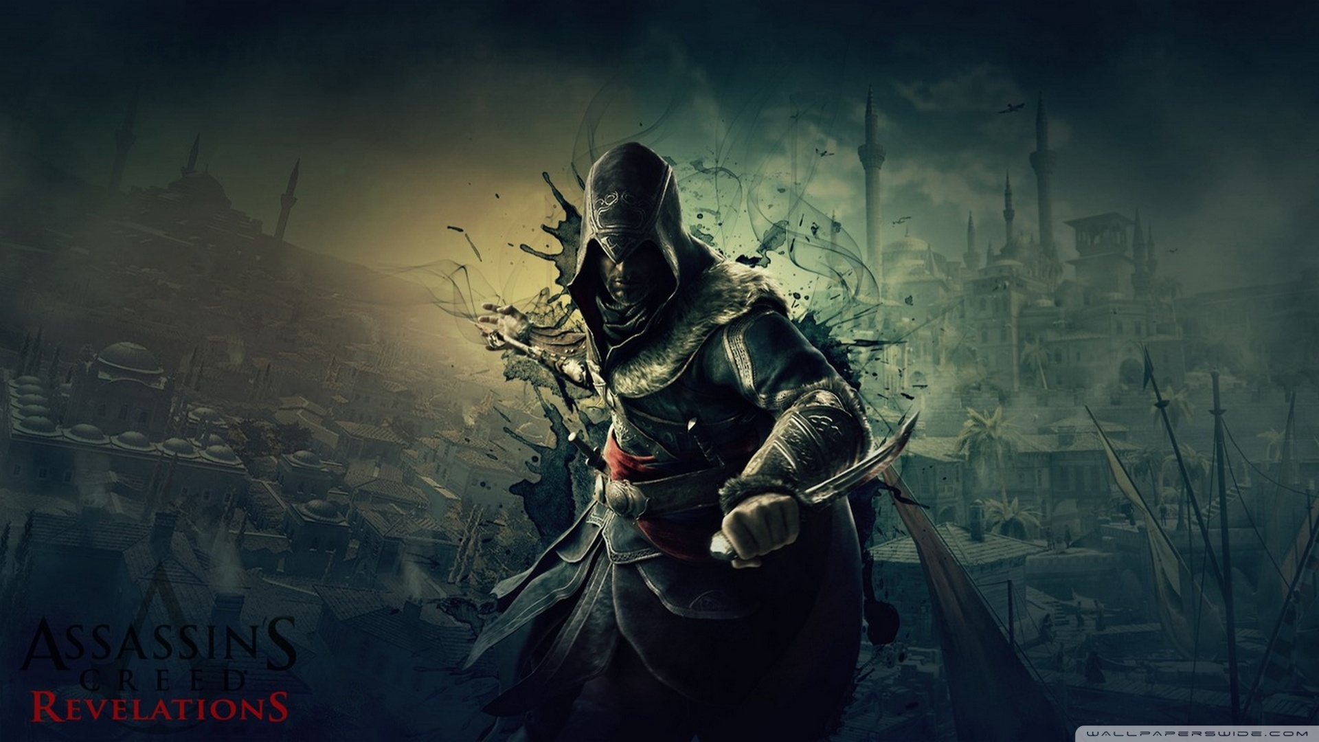 Assassin S Creed Revelations Hd Wallpapers I Have A Pc