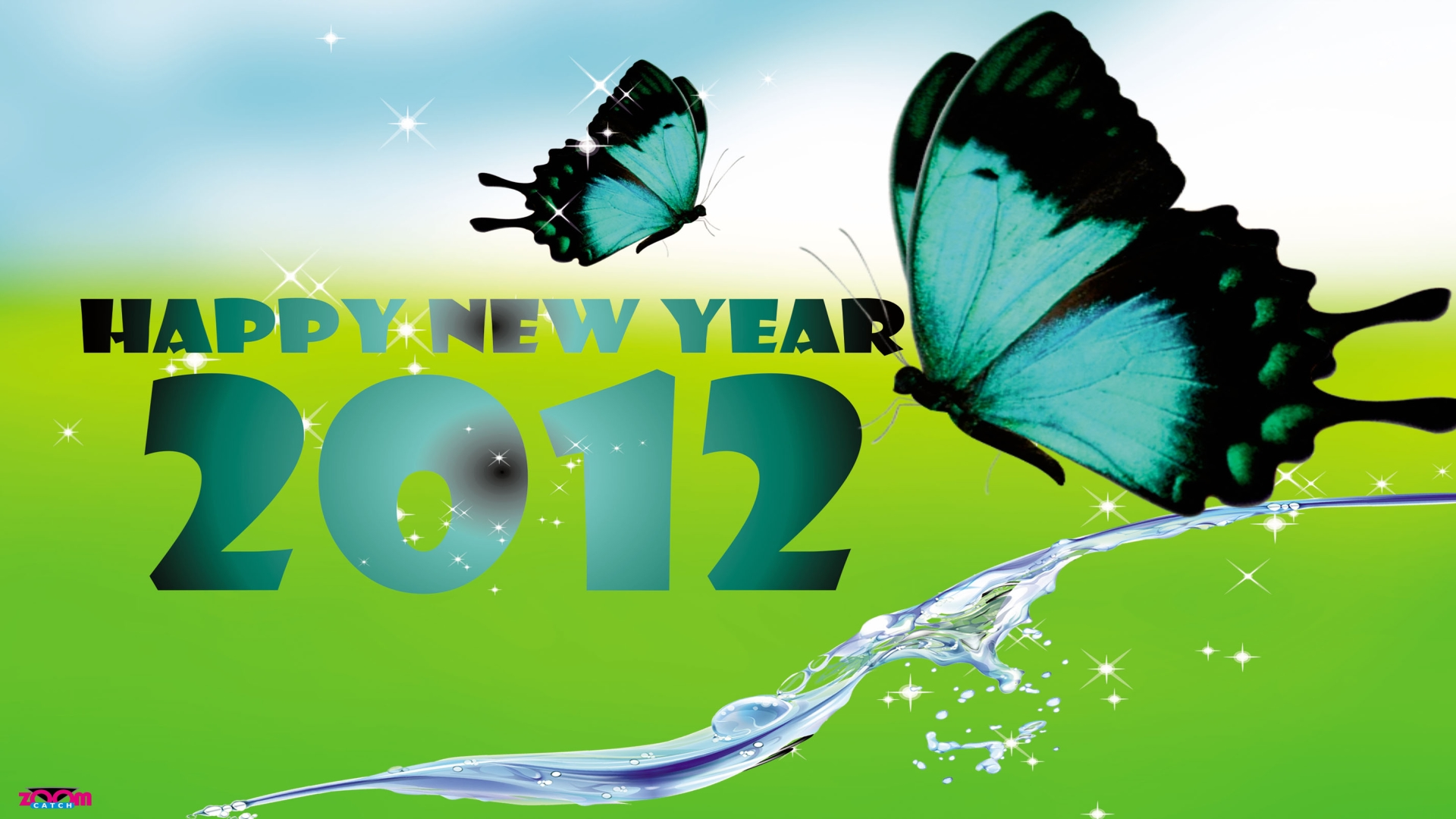 happy new year 2012 hd wallpapers