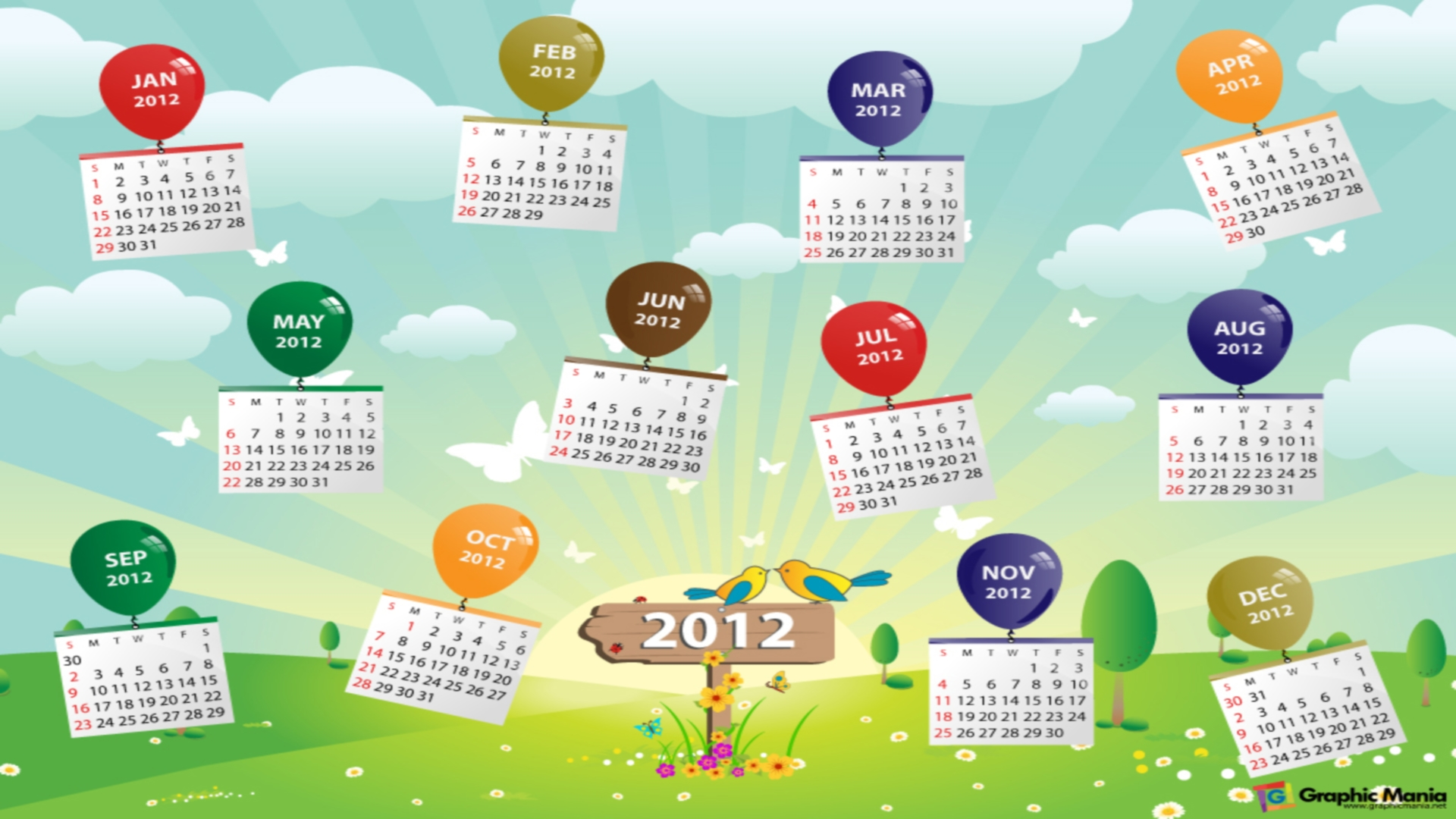 Happy New Year 2012 Hd Wallpapers I Have A Pc I Have A Pc