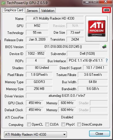 How To Quickly Know Your GPU Details In Windows