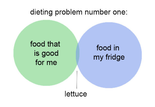 A Geek Dieting Dilemma