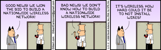 How non technical bosses think