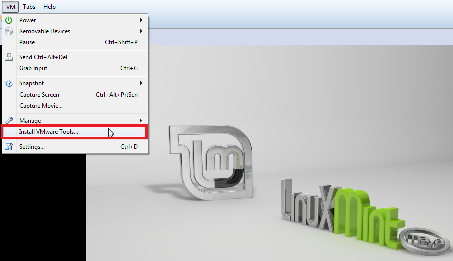 How To Install VMware Tools In Linux Mint 13 - I Have A PC