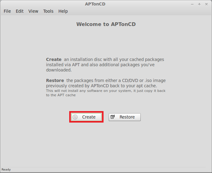 How To Backup Cached / Downloaded Packages In Linux Mint / Ubuntu