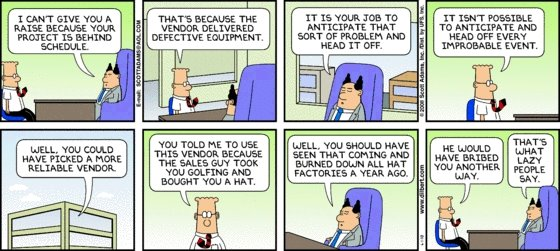 Project management dilemma : explained
