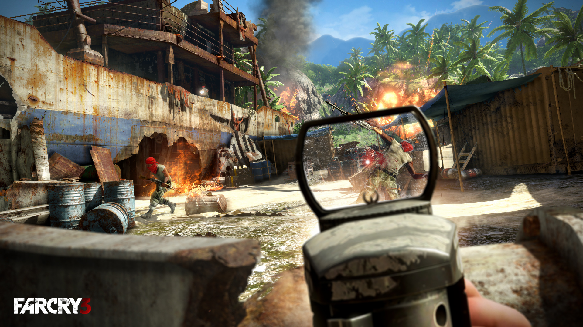 Hd Wallpapers Far Cry 3 I Have A Pc I Have A Pc