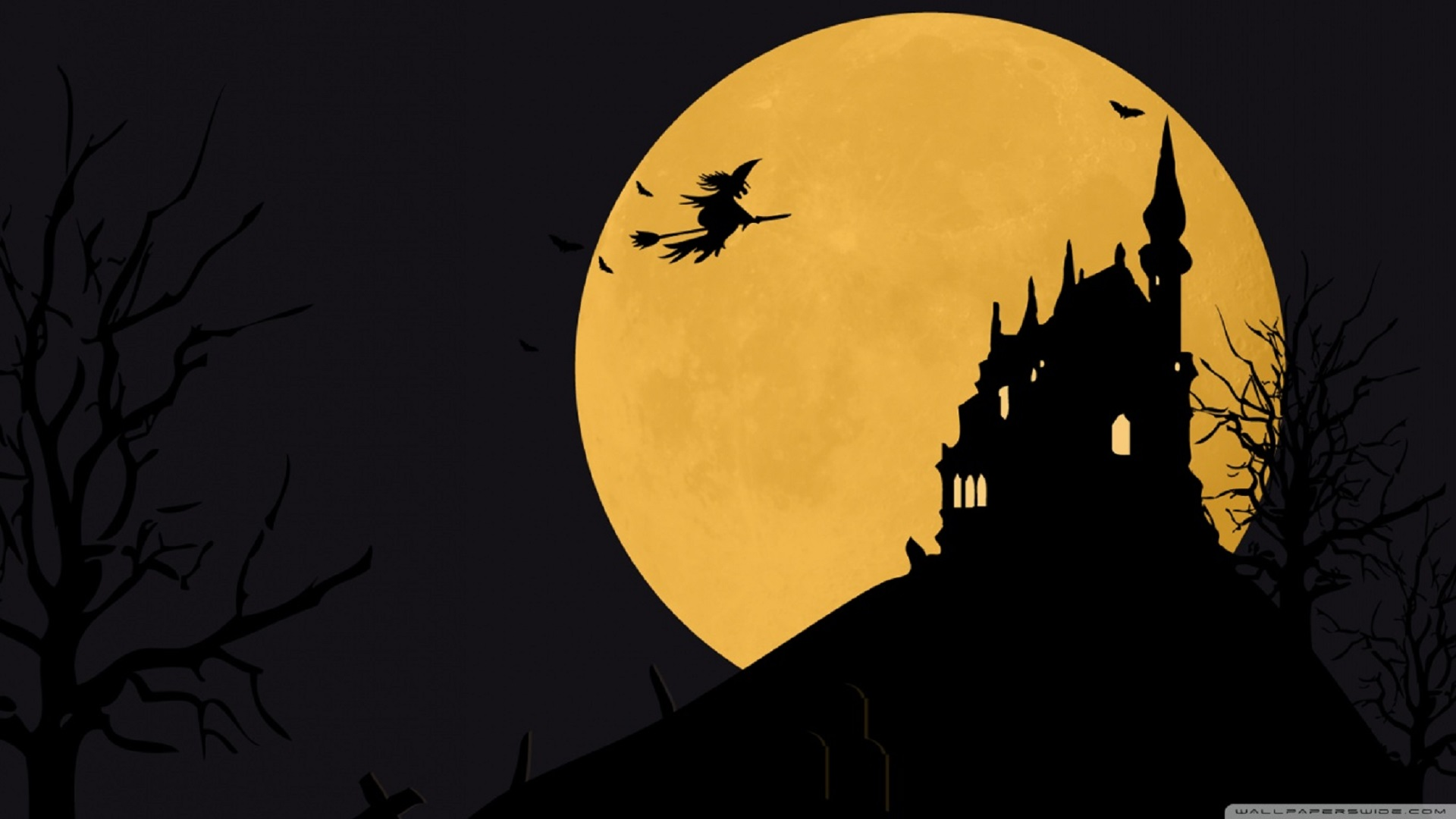 Stunning HD Wallpapers For Your Desktop 56 Happy Halloween Edition