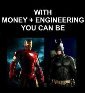 Importance of Money And Engineering
