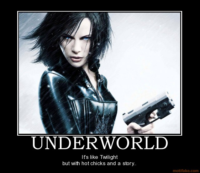 Twilight Vs Underworld