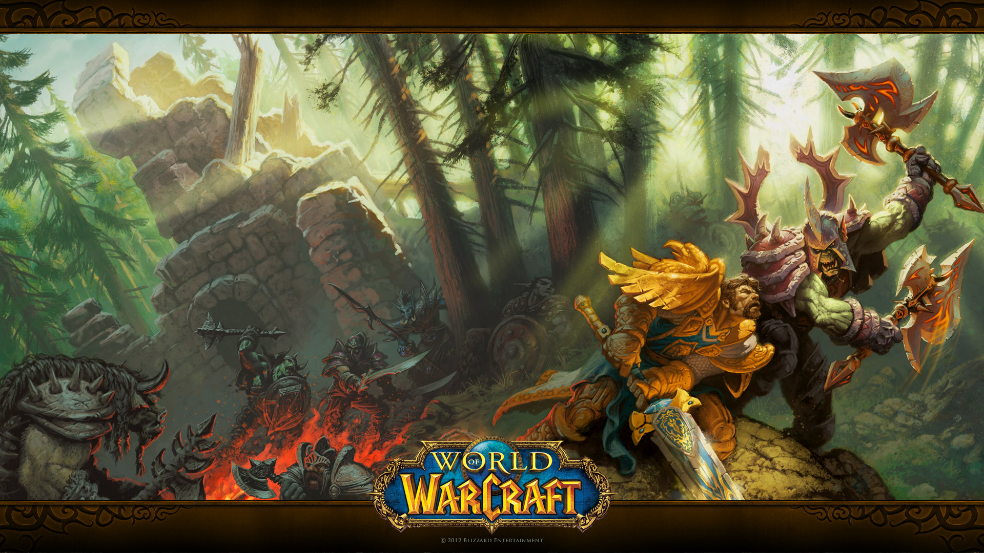 World Of Warcraft Mists Of Pandaria Hd Wallpapers I Have A Pc I