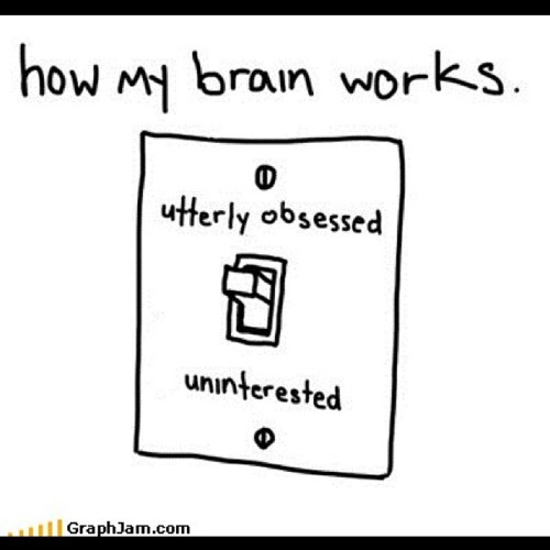 How a geek brain works