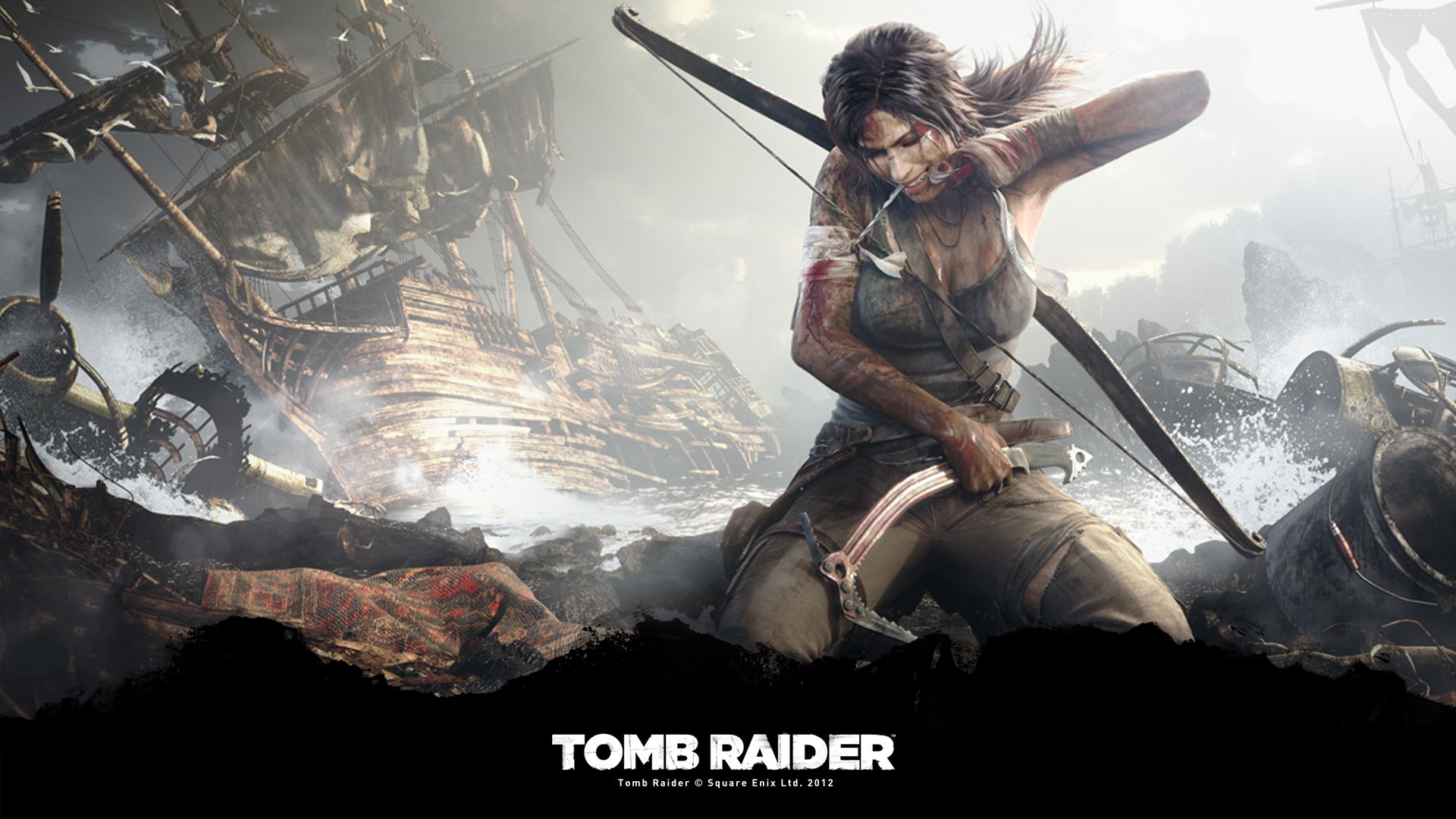 tomb raider : hd wallpapers - i have a pc | i have a pc