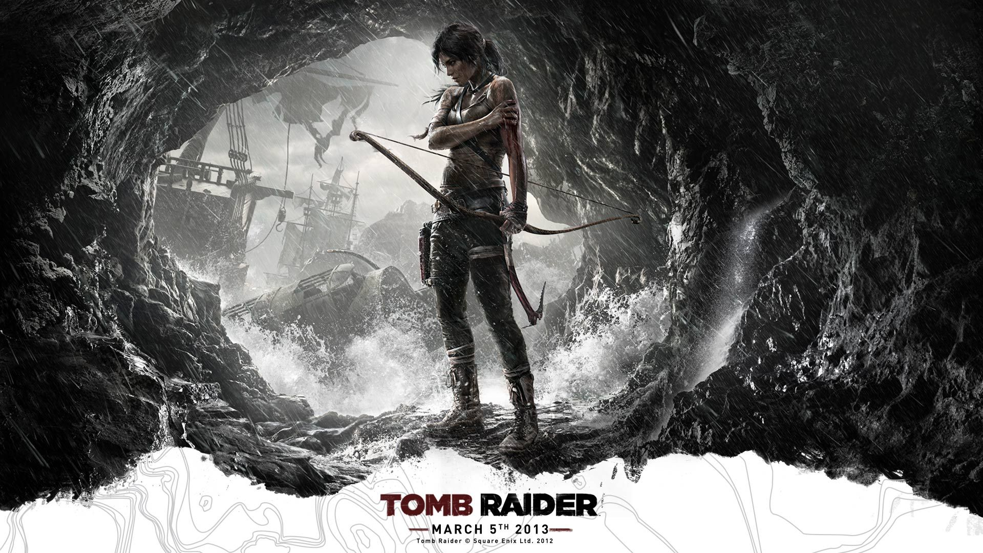 Tomb Raider : HD Wallpapers - I Have A PC   I Have A PC