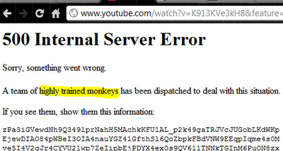 YouTube goes offline : funny