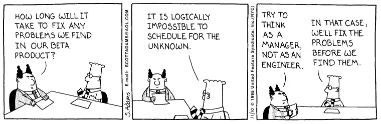 Engineers and managers : funny