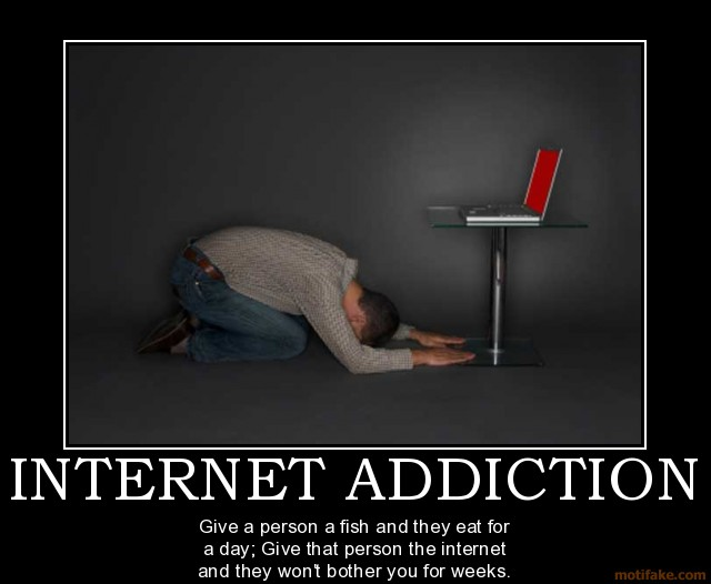 internet addiction : explained