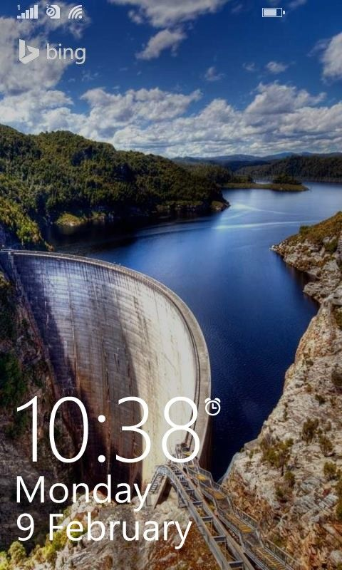 Set Bing Images As Lock Screen In Windows Phone I Have A