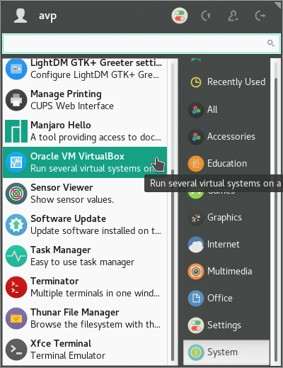 How To Install Virtual Box In Manjaro Linux - I Have A PC