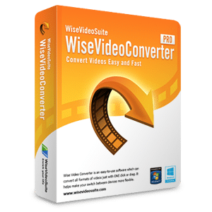 Wise Video Converter Pro product box