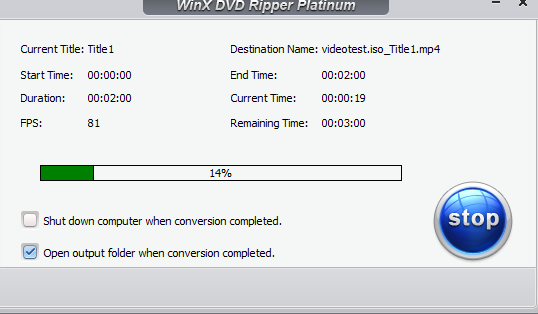 converting DVDs to MP4 files