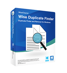 Wise Duplicate Finder Pro product box
