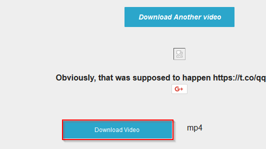 How To Download Videos And GIFs From Twitter - I Have A PC