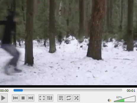 downloaded video from Tweets now available locally for playback