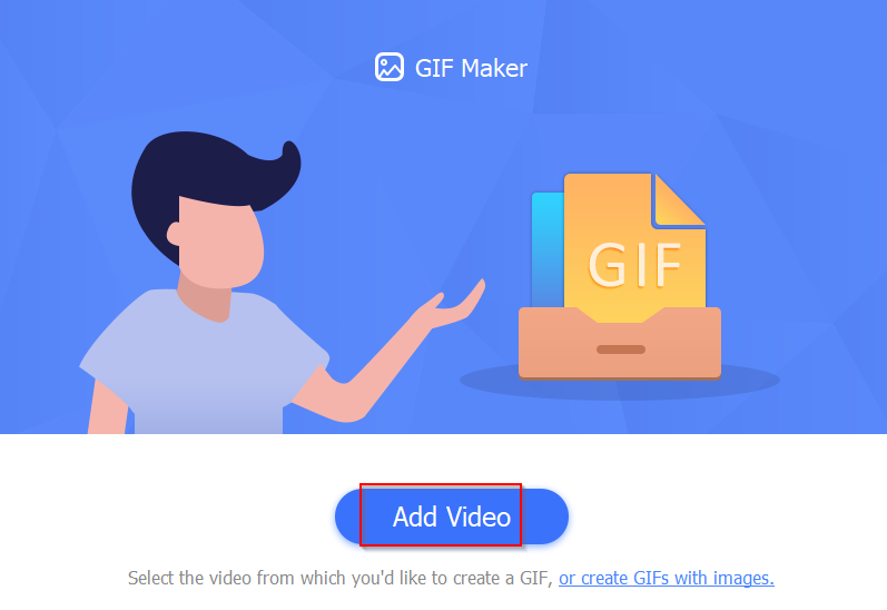GIF Maker in IOTrans 3