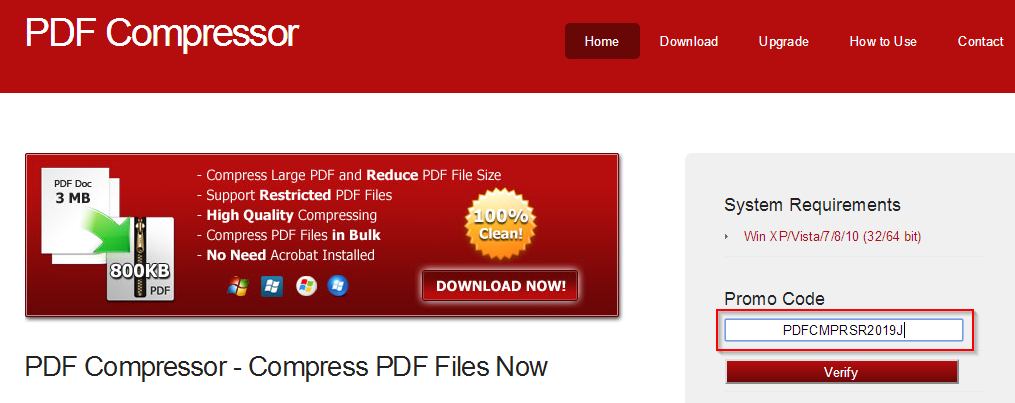 Free Giveaway: PDF Compressor PRO - I Have A PC | I Have A PC