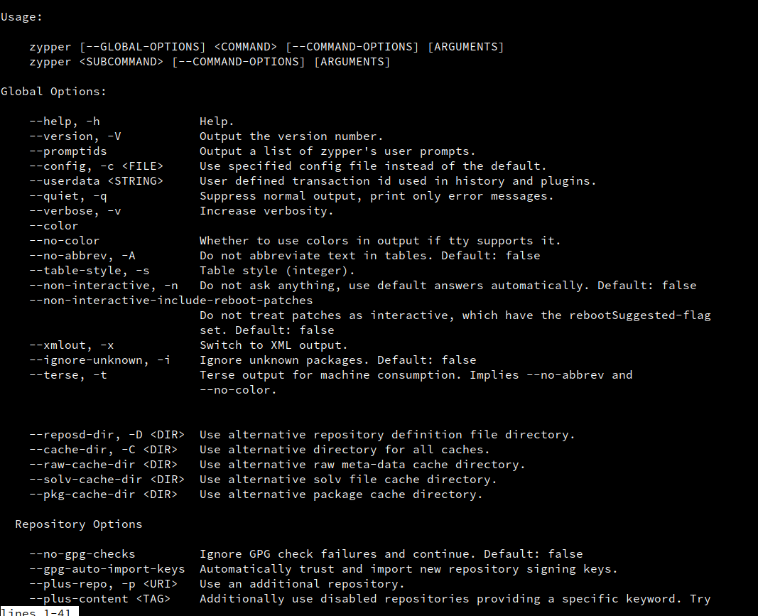 Command Line package Manager for Cygwin