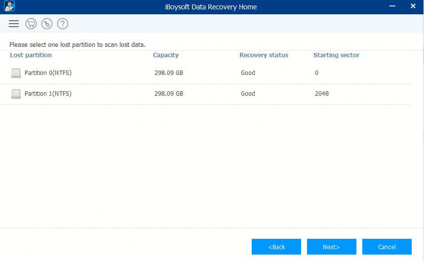 iBoysoft Data Recovery Home giveaway copy